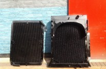 Heavy Plant Radiator and Oil Cooler